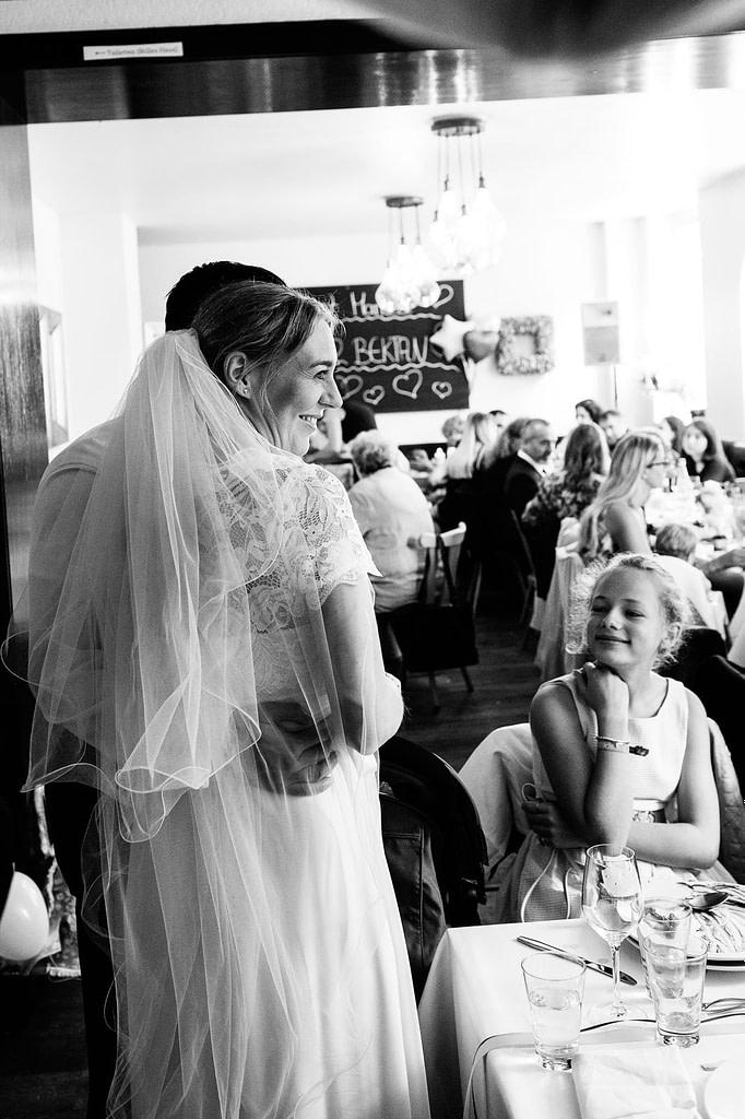 Hochzeitsfeier in Düsseldorf